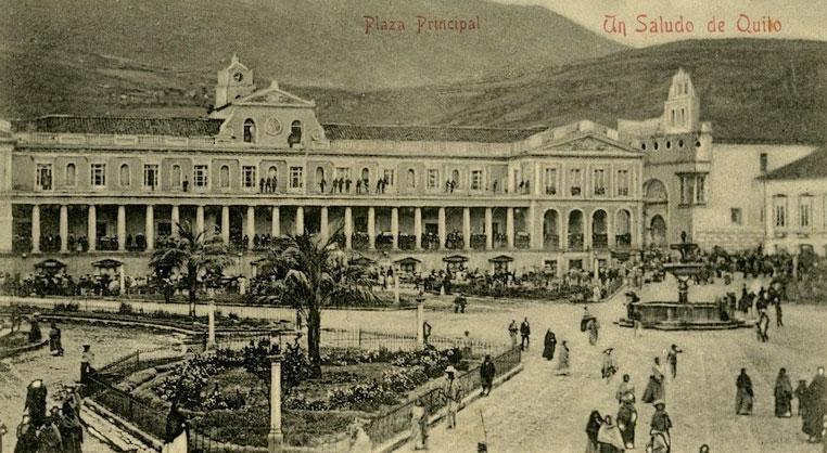 24 de Septiembre de 1830 Quito es declarada Capital del Ecuador