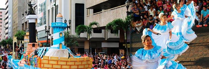 Agenda Fiestas de Guayaquil 2019