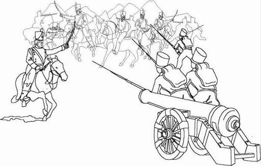 19 Imágenes de 24 de Mayo Batalla de Pichincha (para Colorear) Foros ...