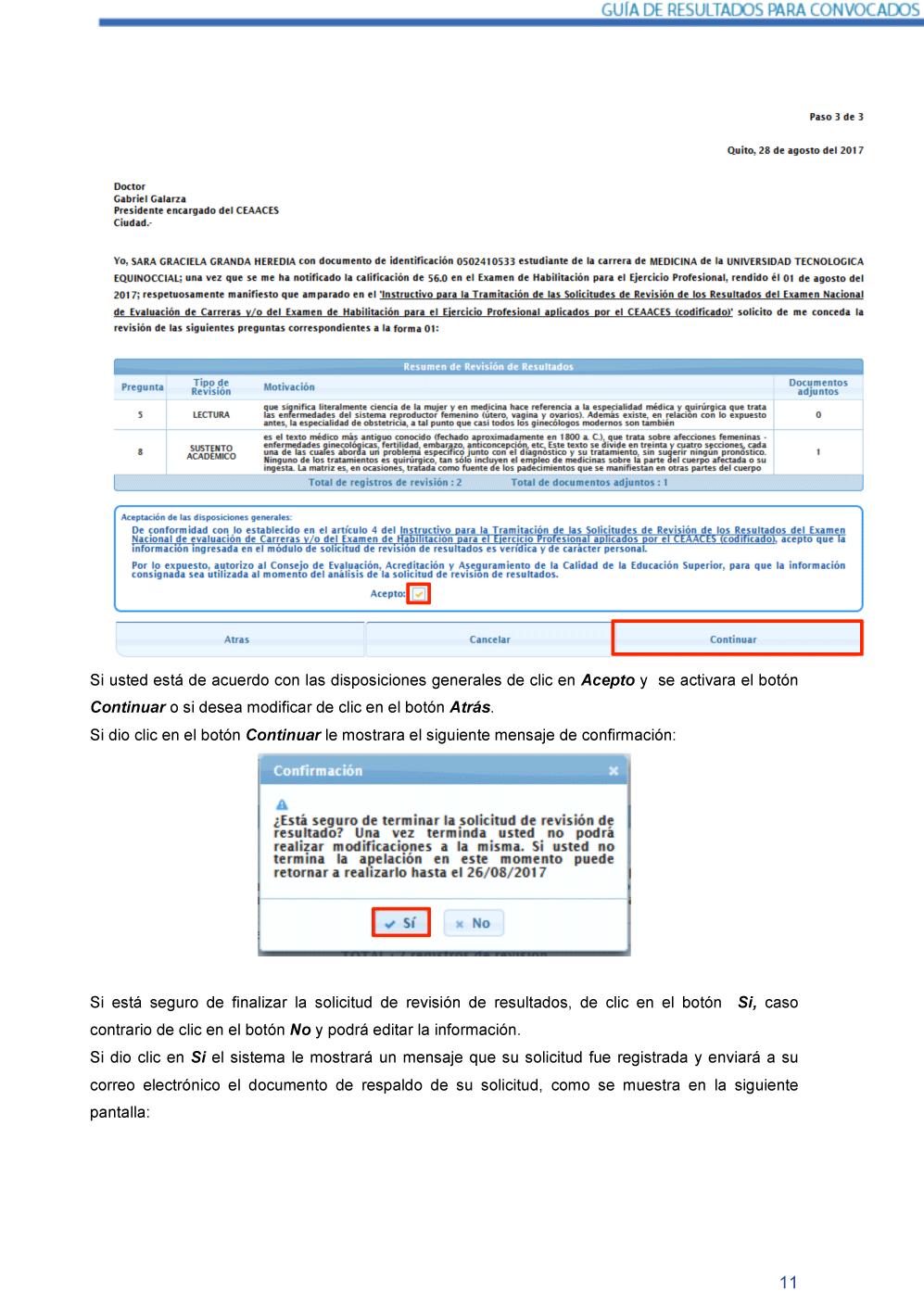 Resultados CEAACES - Imprimir Certificado de Habilitación para ...