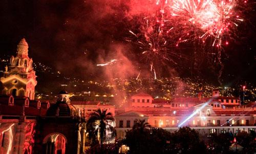 ¡Viva Quito!