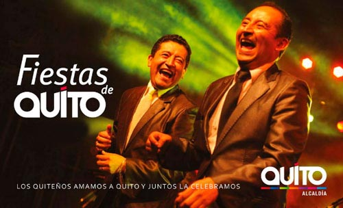 Agenda de Fiestas de Quito