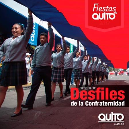 Programa de Fiestas de Quito