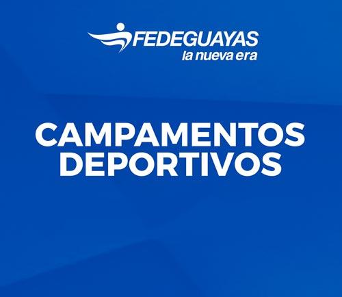 Inscripciones Vacacionales Fedeguayas