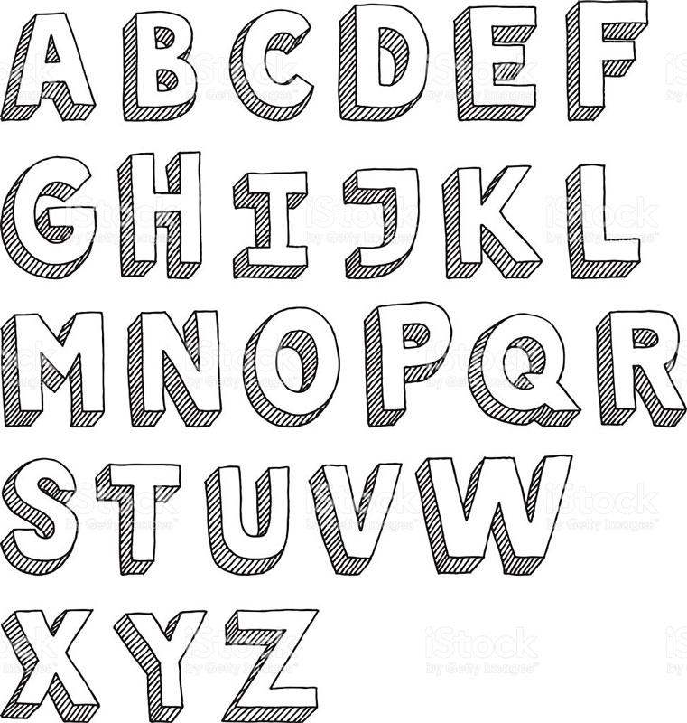 Letras para car tulas de cuadernos 37 im genes foros - Letras para adornar ...