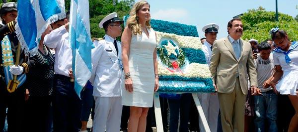 Unción Cívica - Agenda Fiestas de Guayaquil 2019