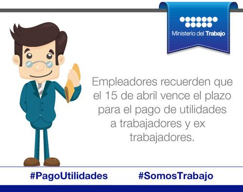 Pago de Utilidades Ecuador - Ministerio de Trabajo