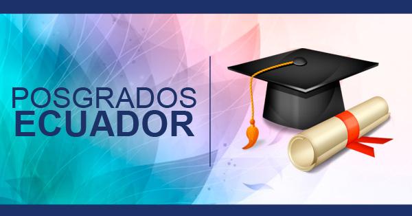 Posgrados en Ecuador