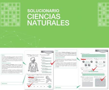 Libros De Ciencias Naturales Resueltos Ministerio De Educacion