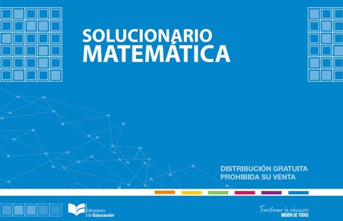 Libro De Matematicas 2019 Resuelto Solucionario Libro De