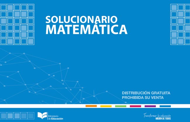 Libro de Matemáticas 2018 Resuelto - Solucionario libro de ...