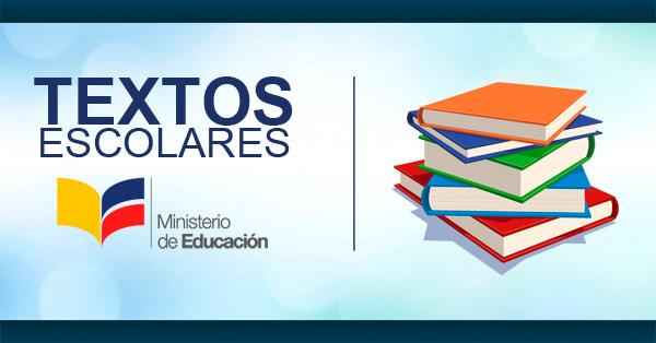 Libros del Ministerio de Educación 2020